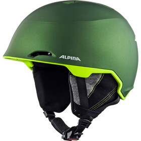 Alpina Maroi Helm, moss-green matt
